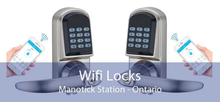 Wifi Locks Manotick Station - Ontario