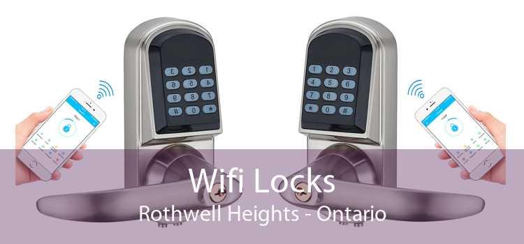 Wifi Locks Rothwell Heights - Ontario