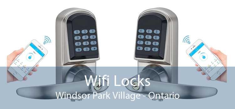 Wifi Locks Windsor Park Village - Ontario